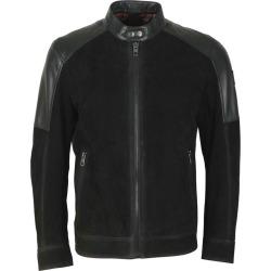 Casual Jasens Leather Jacket found on Bargain Bro UK from Masdings