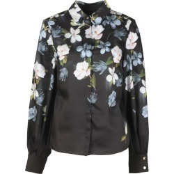 Priyya Opal Printed Button Up Blouse