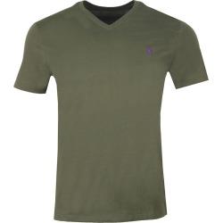 Custom Slim Fit V Neck T Shirt