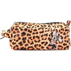 Minnie Leopard Pencil Case found on Bargain Bro UK from Masdings