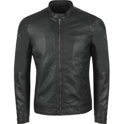 Hero Light Leather Racer Jacket found on Bargain Bro UK from Masdings