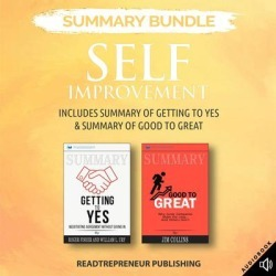 Summary Bundle: Self Improvement Readtrepreneur Publishing: Includes Summary of Getting to Yes & Summary of Good to Great - Download