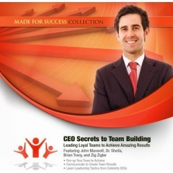 CEO Secrets to Team Building - Download