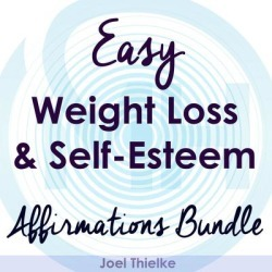 Easy Weight Loss & Self-Esteem Boost - Affirmations Bundle - Download