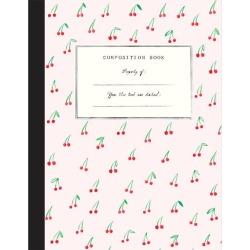 Mr. Boddington's Studio Cherries on Top Composition Book