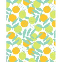 WallShoppe Citrus Removable Wallpaper, Caribbean found on Bargain Bro Philippines from maisonette.com for $70.00