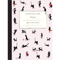 Mr. Boddington's Studio Cat Club Composition Book