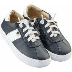 Old Soles Shoes Vintage Spots Snow Shoes, Navy