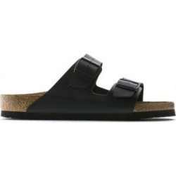 Birkenstock Arizona Black Sandals, Black