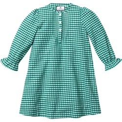 Petite Plume Green Gingham Beatrice Nightgown found on Bargain Bro India from maisonette.com for $48.00