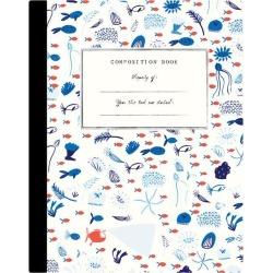 Mr. Boddington's Studio Underwater Garden Composition Book