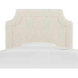 Emerson Headboard, Parchment Linen