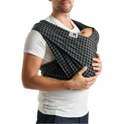 Baby K'tan Baby Carrier, Houndstooth