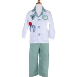Great Pretenders Green Doctor Set