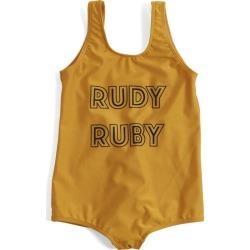 Wolf & Rita Bruna, Rudy Ruby