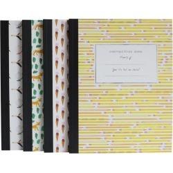 Mr. Boddington's Studio Assortment of 4 Composition Books