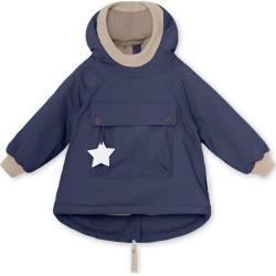 Mini A Ture Baby Wen Waterproof Oeko-Tex Jacket, Peacoat Blue