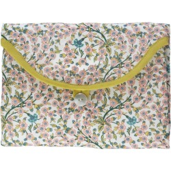 Acorn Toy Shop Floral Fold and Go Changing Pad