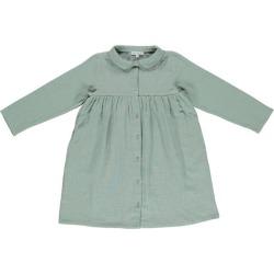 Bebe Organic Organic Helena Dress, Slate Grey found on Bargain Bro Philippines from maisonette.com for $52.50