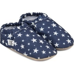 Baby On The Go First Steps Slip-On, Navy Stars