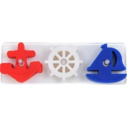 Chewbeads Stack and Play, Set Sail
