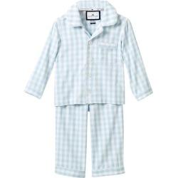 Petite Plume Light Blue Gingham Pajamas found on Bargain Bro India from maisonette.com for $58.00