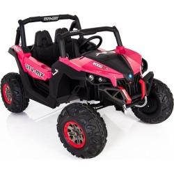 Best Ride On Cars Lightning UTV 4 Motors, Pink