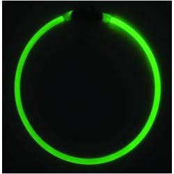 Nite Ize NiteHowl LED Safety Necklace Dog Collar, Green found on Bargain Bro Philippines from Chewy.com for $6.47