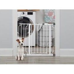 Regalo Easy Step Walk-Through Gate, 30-in found on Bargain Bro India from Chewy.com for $38.99