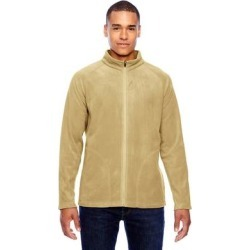 Team 365 TT90 Men's Campus Microfleece Jacket in Sport Vegas Gold size 3XL | Polyester found on Bargain Bro India from ShirtSpace for $28.80