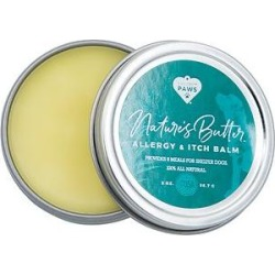 Project Paws Nature's Butter Dog Itch & Allergy Balm, 2-oz tin found on Bargain Bro Philippines from Chewy.com for $19.99