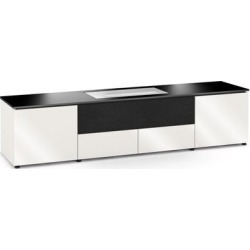 Salamander Designs Miami 245 Cabinet for LG UST Projector Gloss White, Black Top found on Bargain Bro India from Crutchfield for $3059.00