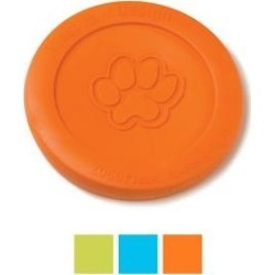 West Paw Zogoflex Zisc Dog Toy, Tangerine, Small found on Bargain Bro India from Chewy.com for $10.36