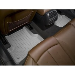 WeatherTech Floor Mat Set, Fits 2007-2009 Mercedes-Benz GL320, Primary Color Gray, Position Third Row, Model 460163 found on Bargain Bro Philippines from northerntool.com for $94.95