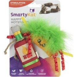 SmartyKat Happy Hotstuff Catnip Cat Toys, 2 count