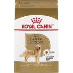 Royal Canin Golden Retriever Adult Dry Dog Food, 17-lb bag found on Bargain Bro India from Chewy.com for $44.99
