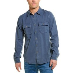 Frame Denim Double Pocket Shirt (XL), Men's, Multicolor found on MODAPINS from Overstock for USD $89.09