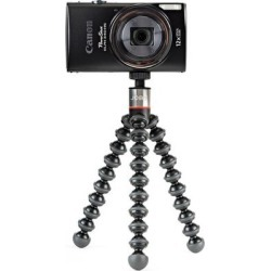 Joby GorillaPod 325- Black/Charcoal found on Bargain Bro India from Crutchfield for $24.95