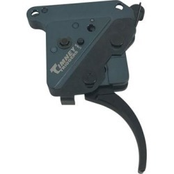 Timney Remington 700 Hit Triggers - Remington 700 Curved Trigger Black 8 Oz found on Bargain Bro India from brownells.com for $209.99