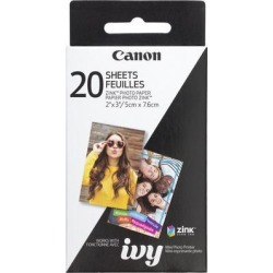 Canon Mini Photo Printer Paper- 20 Pack found on Bargain Bro India from Crutchfield for $9.99