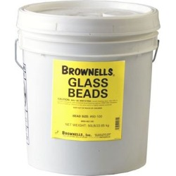 Brownells Glass Beads - #60-100 Glass Beads found on Bargain Bro India from brownells.com for $84.99