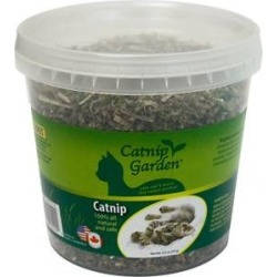 Multipet Catnip Garden Catnip Tub, 2.5-oz found on Bargain Bro Philippines from Chewy.com for $7.99