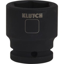 Klutch Jumbo Impact Socket - 1 7/16Inch, 3/4Inch-Drive found on Bargain Bro Philippines from northerntool.com for $17.89