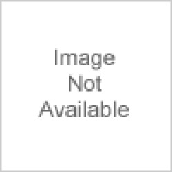 Genuine Red Garnet Sterling Silver Oval Drop Earrings, One Size