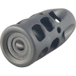 Precision Armament Ar .308 M41 Muzzle Brake 30 Caliber - M41 Muzzle Brake 30 Caliber 5/8-24 Ss Blac found on Bargain Bro India from brownells.com for $127.99