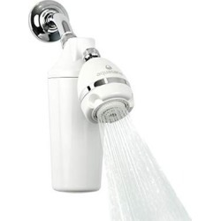 4100 Deluxe Shower Water Filter System