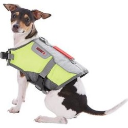 KONG Sport AquaFloat Dog Flotation Vest, Green, X-Small found on Bargain Bro India from Chewy.com for $34.00
