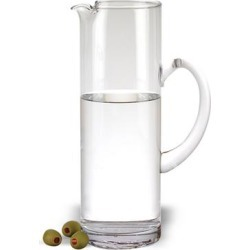 Badash Crystal Celebrate 48 oz. Pitcher - Clear found on Bargain Bro India from macys.com for $55.99