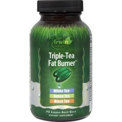 Irwin Naturals Triple Tea Fat Burner-75 Softgels