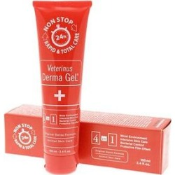 Veterinus Derma GeL Wound Care Gel, 3.4-oz tube